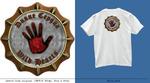 Эскиз футболки для Wild Hearts (спина)