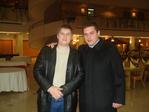 Я  и Варик ))) Москва ))
