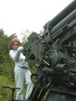 Наташка - пулемётчица!)))))))))