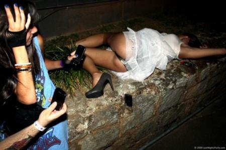 Девки пьяные фото