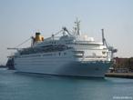Корабль Serenade,Маршрут: Кипр-Хайфа,Израиль
