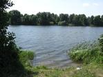 А тут я обычно рыбу ловлю :)