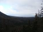Вид с горной тропы