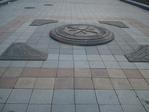 На Площади Хабаровска в честь автодороги Чита-Хабаровск
