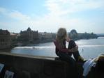 Чехия, Прага, Карлов мост и я =)