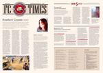 Единственный выпуск FC Times (1-2 странница)