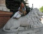 Львёнок в Кинишёве)