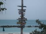 край земли - Key West (USA)