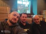Слева на право: kd-gsv, x_King_x , Бен Стилер