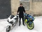 Мои 2 любимицы, Honda and Yamaha