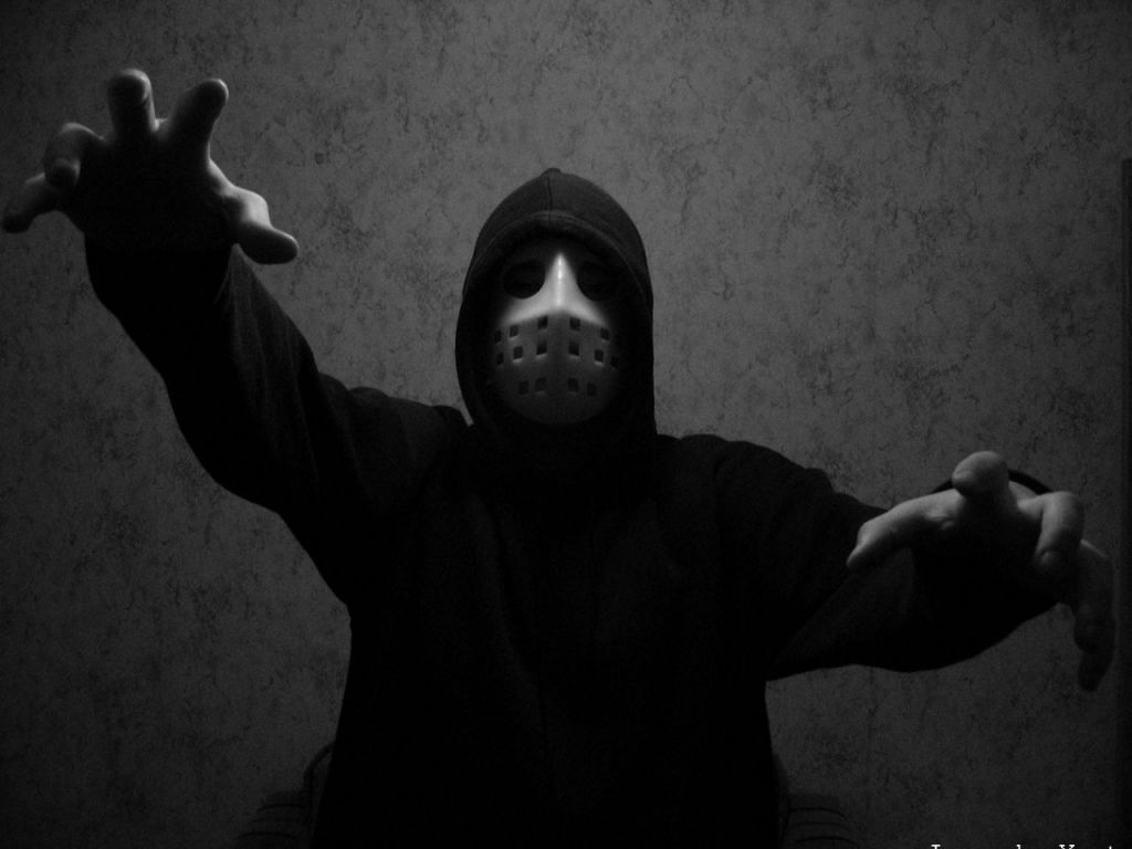 Фото на аву человек в маске