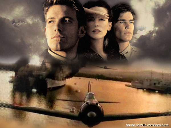 pearl harbor the movie essay Film review of pearl harbor the movie opens with the two tennessee boys danny walker and rafe mccawley pretending to be fighting the germans the year is 1923 and world war one just finished.