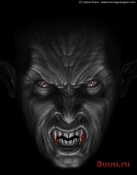 Скачать картинки вампиров на телефон 3
