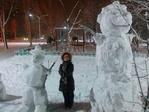 Наши снеговики